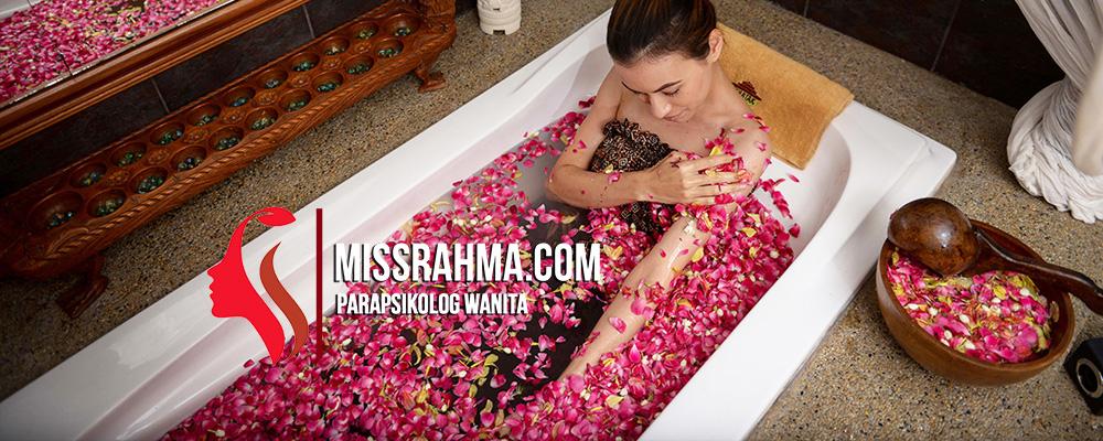 mandi bunga untuk jodoh